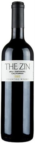 Cosentino Winery Zinfandel The Zin
